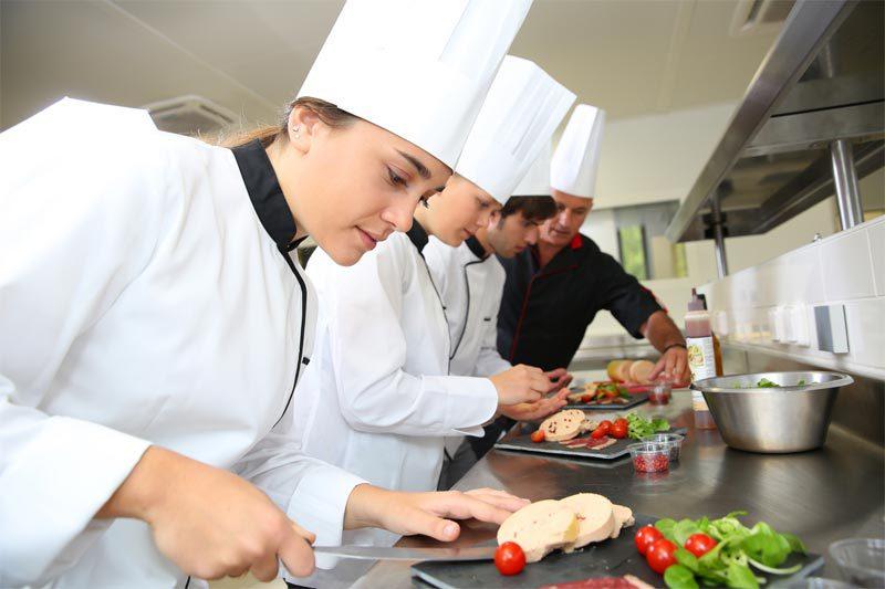 Cucina Missione Lavoro
